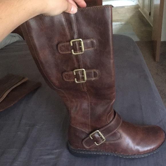 Boc Virginia Riding Boots Size 8